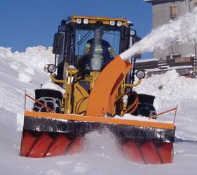 Macchine per neve - Dolomiti Mac