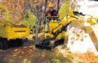 Escavatori da 0 a 2 t